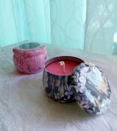 Container Candle photo B2